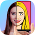 iArt Camera –  Magic Effect, Face Aging Booth