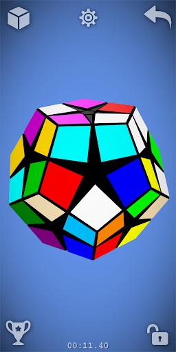 Magic Cube Puzzle 3D 1.16.4 screenshots 7