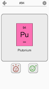 Chemical elements and periodic table symbols quiz android apps chemical elements and periodic table symbols quiz screenshot thumbnail urtaz Image collections