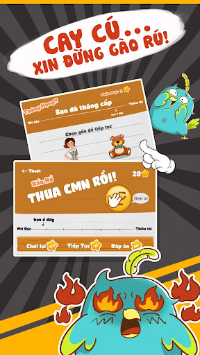 Biet Chet Lien - Do Vui - Test IQ 2.0.0 gameplay | by HackJr.Pw 4