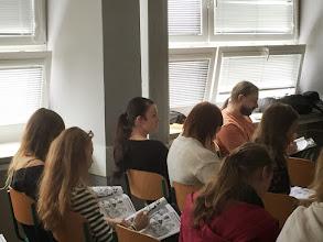 Photo: Studentská konference o československé cestě ke svobodě (Gymnázium Olgy Havlové v Ostravě-Porubě, čtvrtek 5. - pátek 6. března 2015).