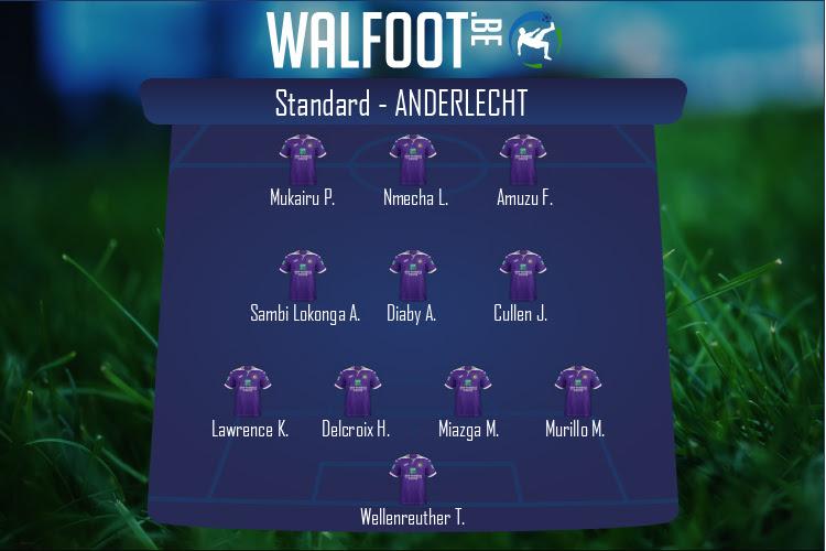 Anderlecht (Standard - Anderlecht)