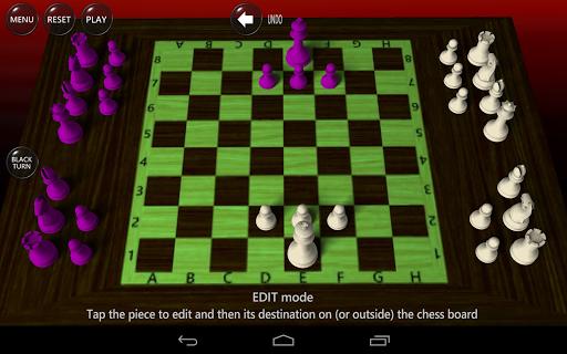 3D Chess Game screenshot 5