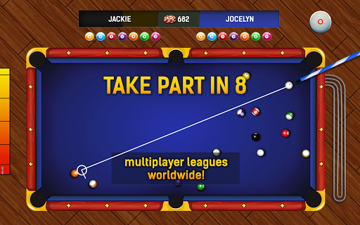 Pool Clash: 8 Ball Billiards & Top Sports Games modavailable screenshots 22