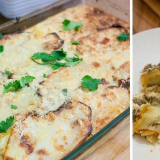 Layered Beef Potato Casserole – Middle Eastern Casserole Recipe