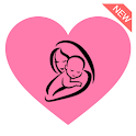 Pregnancy Tracker week by week-due date calculator icon