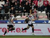 Charleroi s'impose à l'Antwerp 1-3