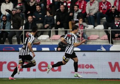 Voici le joueur du mois de novembre au Sporting de Charleroi !