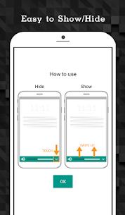 Volume Control – Bottom Screen 1.2.1 MOD Apk Download 2