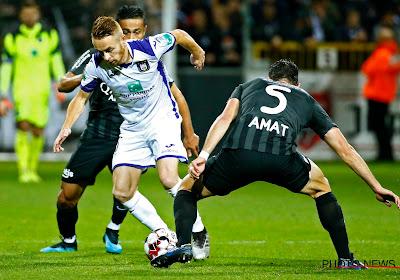 Mauvaise nouvelle pour Anderlecht : Trebel absent plusieurs semaines !