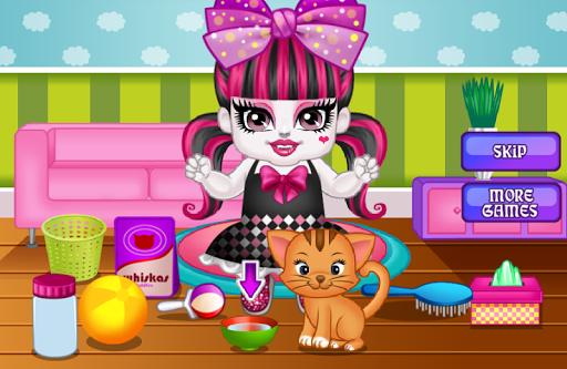 玩休閒App Baby Draculaura & FrankieStein免費 APP試玩