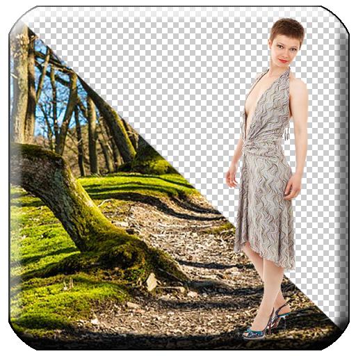 照片背景更換器 攝影 LOGO-玩APPs