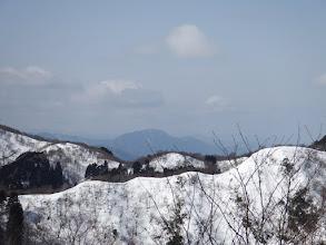 西に多田ヶ岳