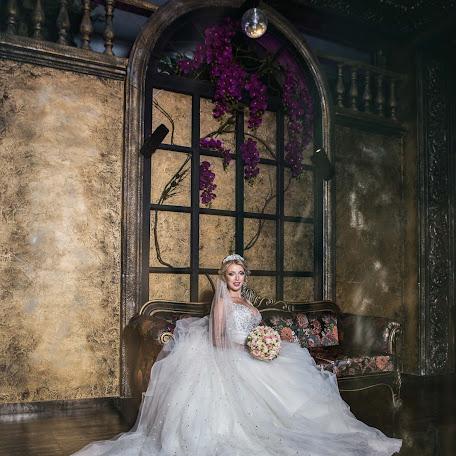 Fotógrafo de bodas Aleksandra Nenasheva (studioDARYA). Foto del 02.10.2017