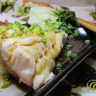 Asian Fusion Cod Recipe