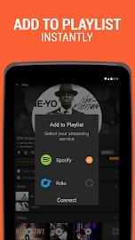 SoundHound Music Search Screenshot 4