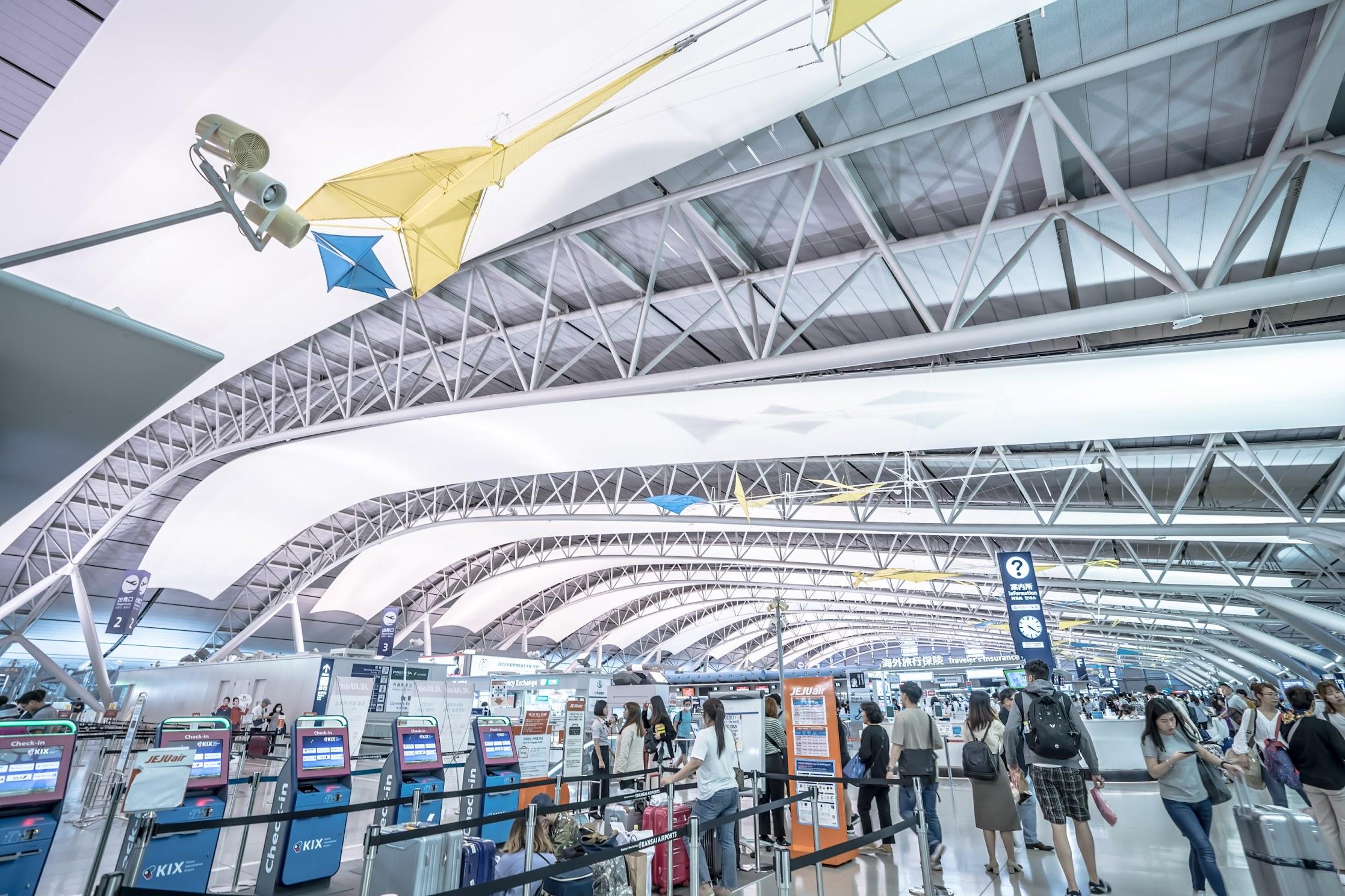 関西国際空港 国際線2