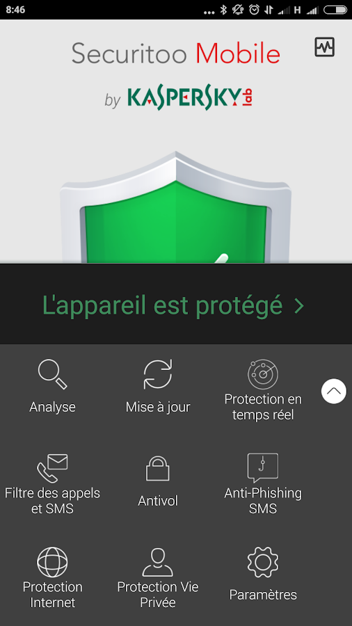 Securitoo Mobile- screenshot