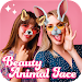 Live Face Selfie Sweet Camera - Beauty Animal Face icon