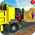 Gold Mine Tycoon- Ultimate Truck Drive icon