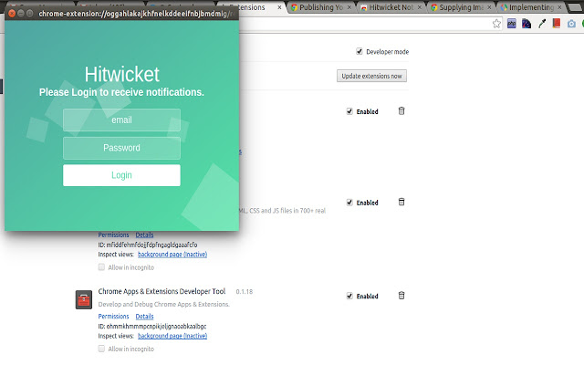 Hitwicket Notifications