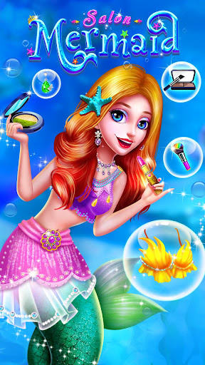Mermaid Makeup Salon 2.8.3122 screenshots 3