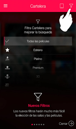 Cinemex 2.0.6 screenshot 236946