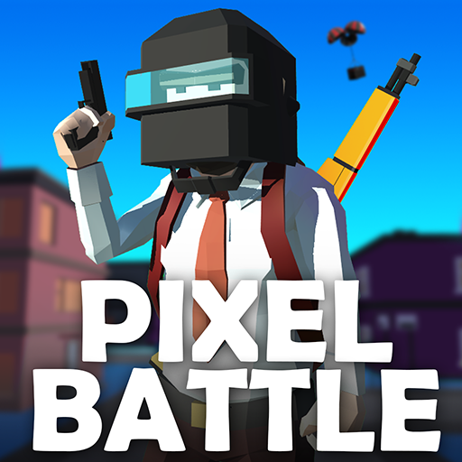 Pixel Battle Royale Icon