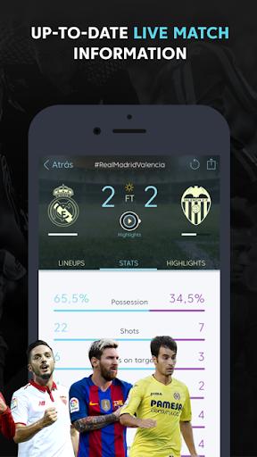 La Liga - Spanish Soccer League Official 6.3.0 screenshots 2