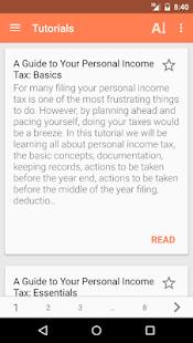 ForexPedia screenshot