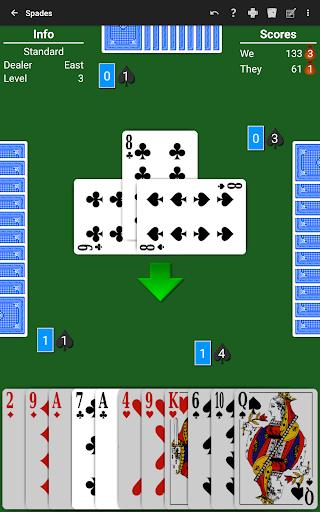 Spades by NeuralPlay 3.43 7