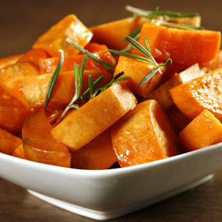 Rosemary Roasted Yams