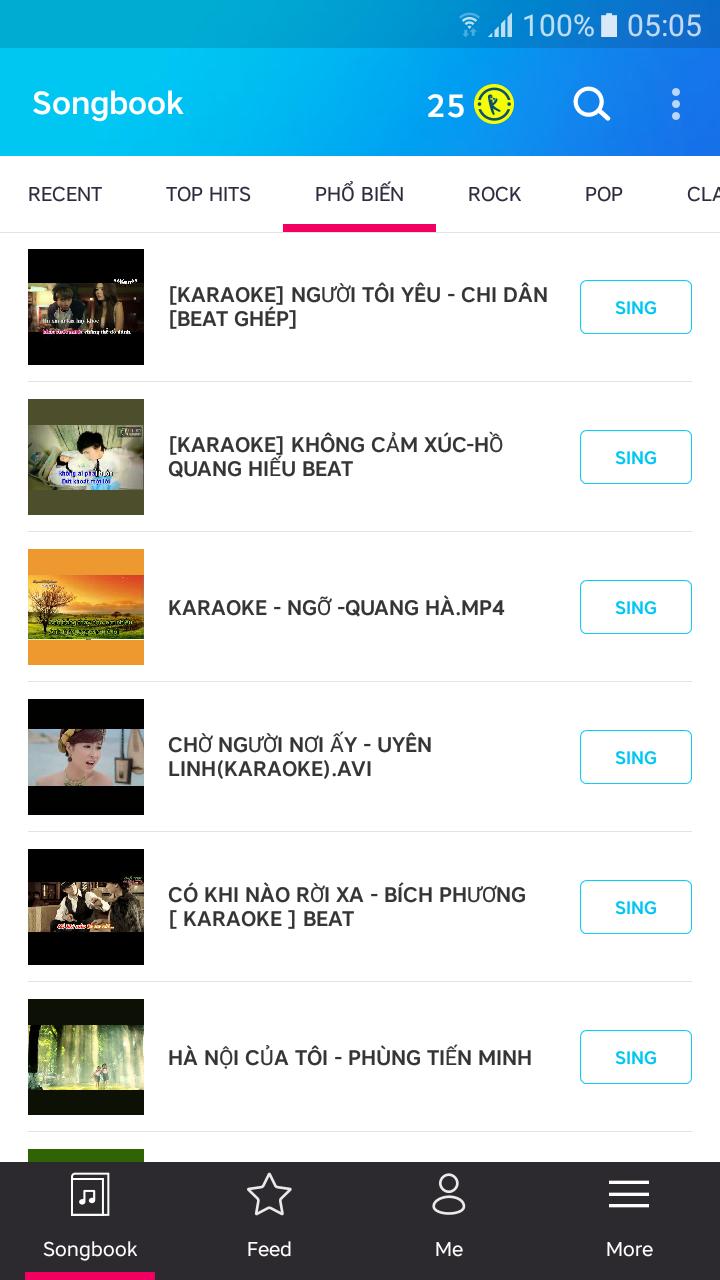 Karaoke – Sing Karaoke, Unlimited Songs v3.10.036 [Vip + AOSP] [