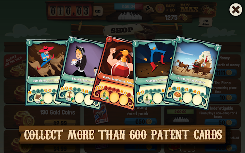 Wild West Saga: Idle Tycoon, Tap Incremental Game (Unreleased)- screenshot thumbnail