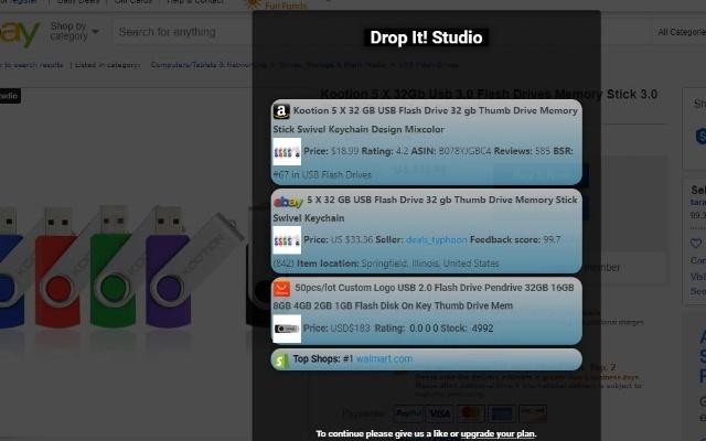 Drop It! Studio