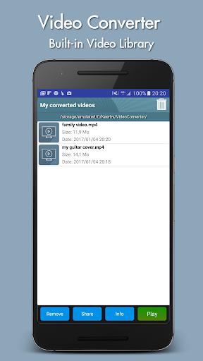 Video Converter 2.2 screenshots 5