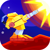 Droid Stars - Tank Star Battle icon