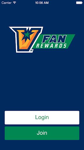 V Fan Rewards