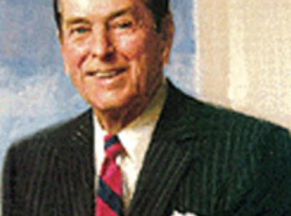 Ronald Reagan's Mac N' Cheese Recipe