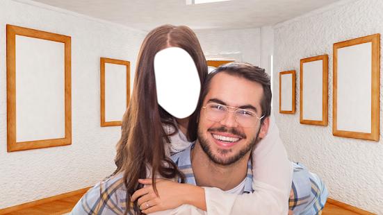 Couple Photo Montage - náhled