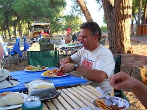 Photo: We have a taco night at every Syncro Safari because Jim likes tacos.