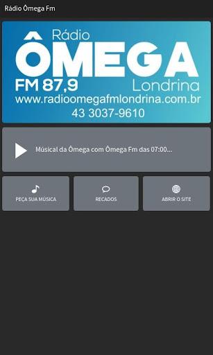 Rádio Ômega Fm