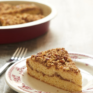 Brown Butter Pecan Coffee Cake