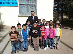 Fotoğraf: öğrenciler ve öğrt.Bayram Çelik