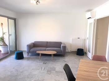 Appartement meublé 3 pièces 76,76 m2