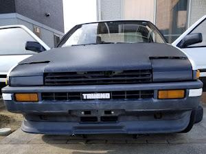 スプリンタートレノ AE86 GT APEX 前期 2ドアのカスタム事例画像 ソアさんの2020年05月24日17:58の投稿