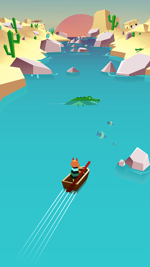Magic River- screenshot