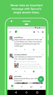 Sprout Social - Social Media- screenshot thumbnail