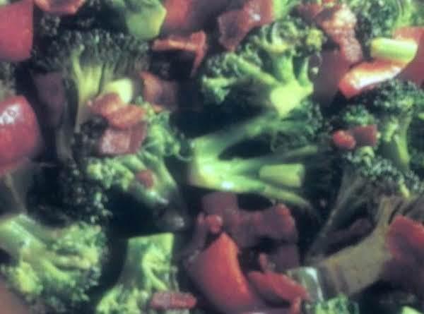 Pennsylvania German -style Broccoli