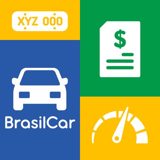 BrasilCar - IPVA, Taxas, Multas, Placa, Fipe